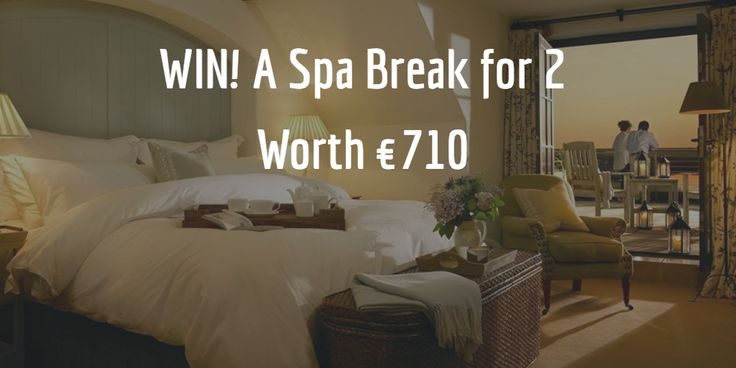 #COMPETITION Win A Spa Break for 2 Worth €710 at the 5* Trump International, Doonbeg During your stay you will be treated to a 1hr Swedish Massage Each at White Horses Spa at Trump Doonbeg, Dinner in Trumps Bar and Restaurant, A night in one of the gorgeous Courtyard Suites and a Delicious Breakfast the following morning. To Enter simply answer the Question via the Link. Good Luck