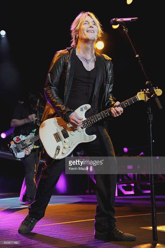 John Rzeznik of Goo Goo Dolls performs onstage at Nikon at Jones Beach Theater on June 14, 2014 in Wantagh, New York.