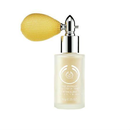 The Body Shop Limited Edition Vanilla Brulee Sparkler