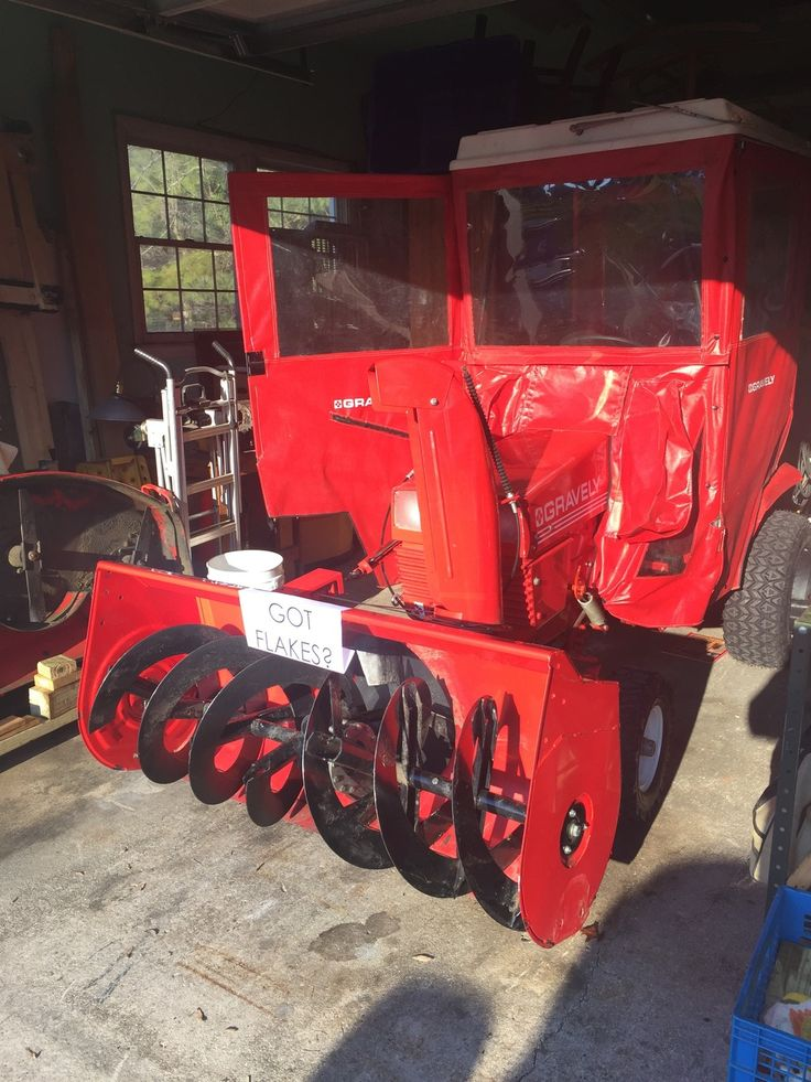Gravely Professional Series With Soft Cab And Ariens Era