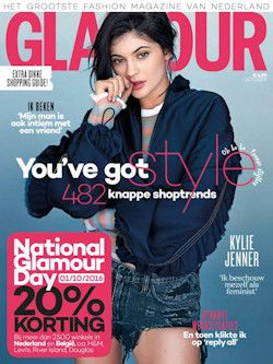 12x Glamour € 25,-: Glamour is een tijdschrift over mode, beauty…