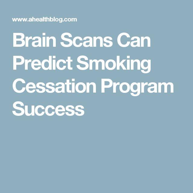 Brain Scans Can Predict Smoking Cessation Program Success