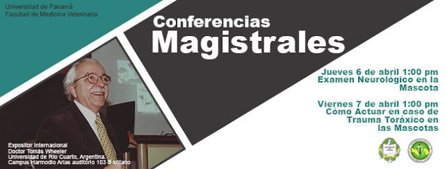 Vicerrectoria de Asuntos Estudiantiles (VAE): Conferencias Magistrales