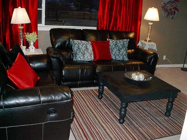 1000+ images about livingroom on Pinterest | Black living rooms ...
