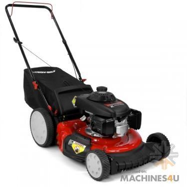Troy Bilt USA Lawn Mower 160cc Honda TB-130 - http://www.machines4u.com.au/browse/Farm-Machinery/Garden-Lawn-Turf-140/Lawn-Turf-Equipment-1074/