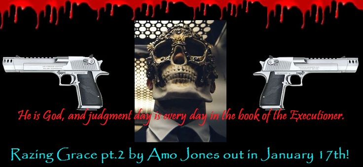 Amo Jones: Razing Grace pt.2 my blog banner