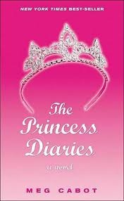 The Princess Diaries by Meg Cabot.