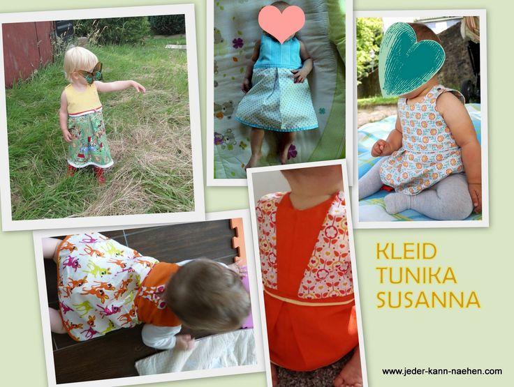 109 best Nähen - Kleider für Kinder und Babys images on Pinterest ...