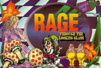 Rage: through the looking glass - Heaven NightClub London (circa 93)..
