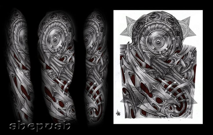 biomechanical armor - photo #17