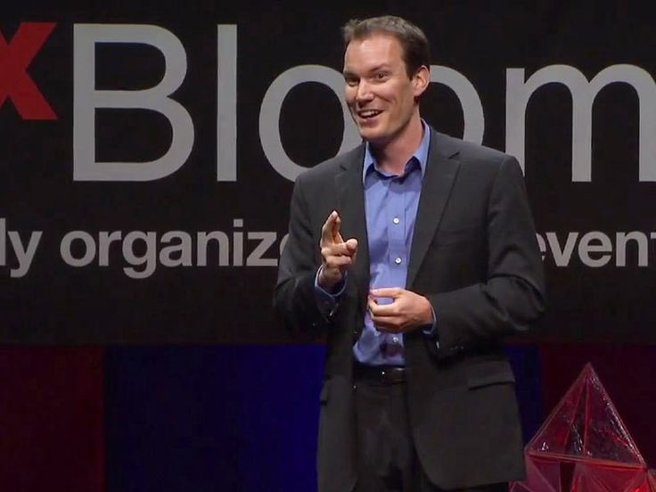Excellent talk by psychologist Shawn Achor, who argues that our formula for happiness is backward.