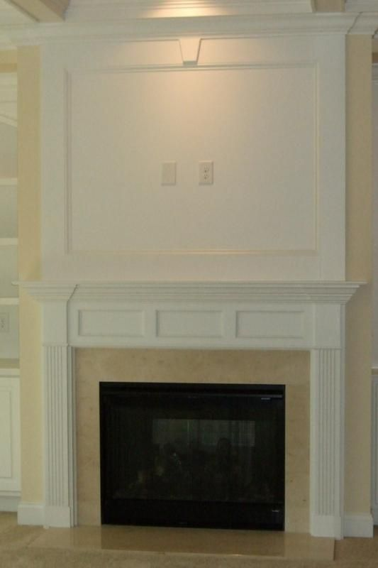 Electric Fireplace Surround Ideas Woodworking Projects Plans