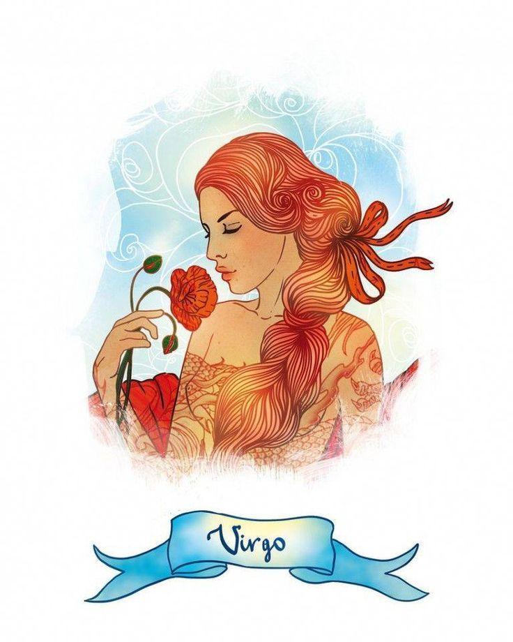Virgo datiert aus Capricorn