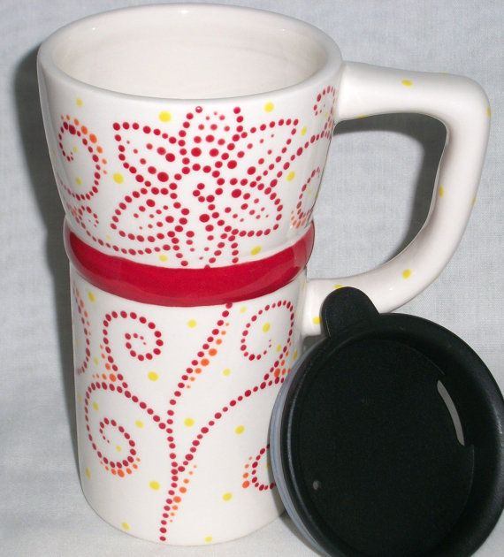 The 47 Best Images About Mug Painting Ideas On Pinterest