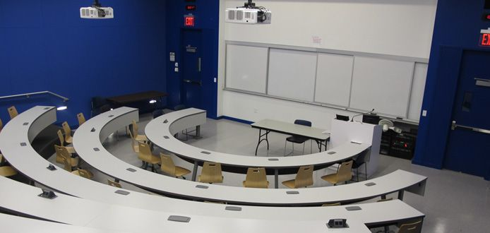 L.76 – 74 Seat Lecture Hall | John Jay College