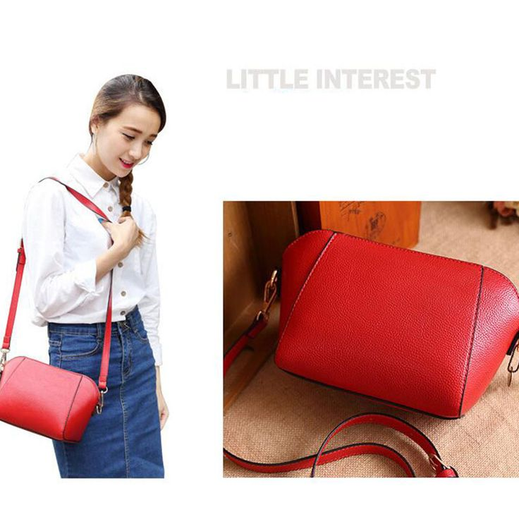 Hobos Red Bags for girls Women tote