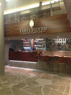 Latające talerze - blog o restauracjach: Tartufotto Savini Tartufi