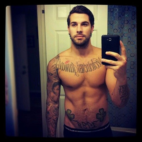 110 best images about people with tattoos are more fun to for Naked men tattoo