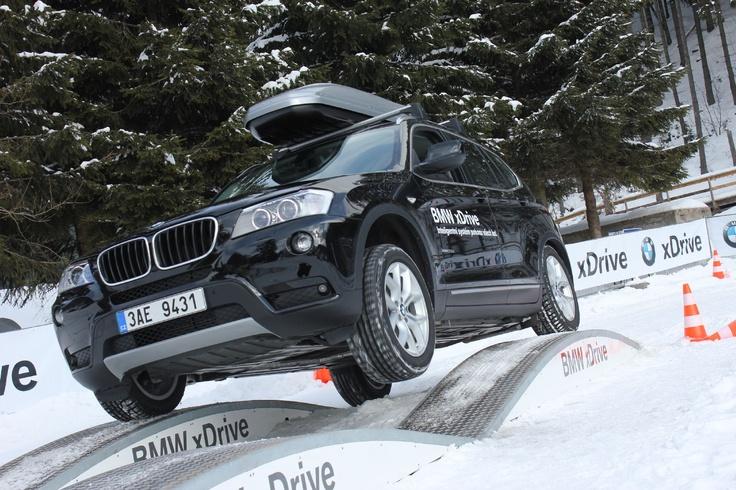 BMW xDrive Tour Pec pod Sněžkou