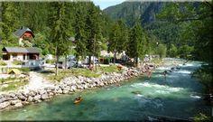 Camping Wildalpen Austria