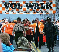 VOL WALK  Knoxville, TN