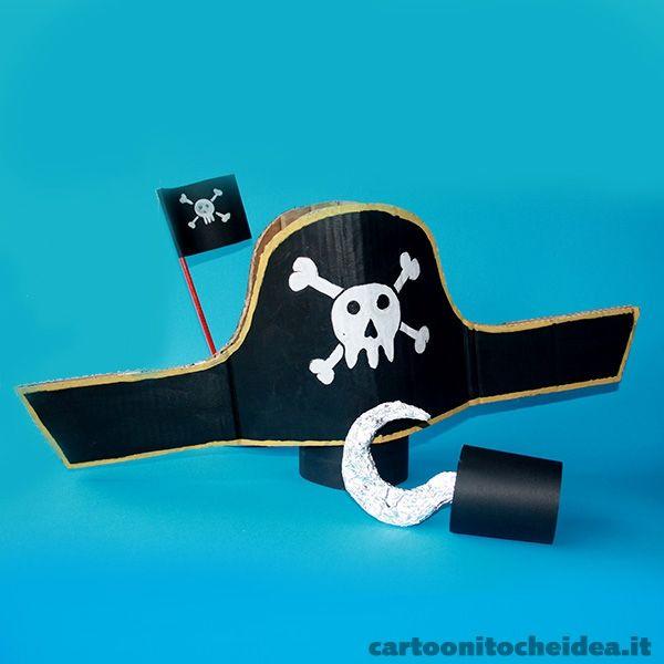 A Carnevale vogliamo diventare un pirata! Cavalcare le onde sul nostro veliero e diventare il terrore dei sette mari! AHHHR! - See more at: http://cartoonitocheidea.it/scheda.php?idProgetto=337  #CartoonitoCheIdea #Cartoonito #Kids #Bambini #Festa #Party #Carnevale #Carnival #Pirati #Pirates #Pirate #Costume