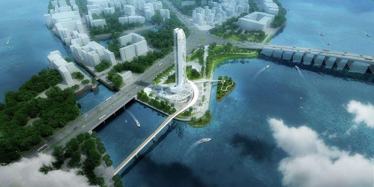 Zhuhai Observation Tower | WVA