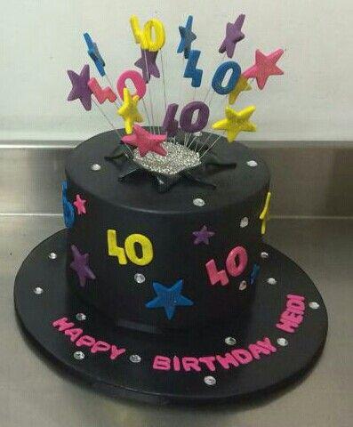 Pastel cumpleaños... disponoble apartir de 10 personas