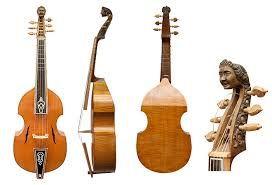 viola da gamba vs cello - Google Search