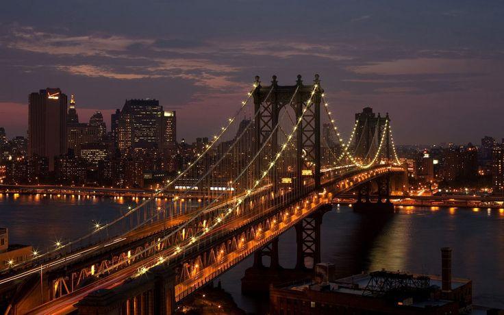 Manhattan Bridge | … Bridge Wallpaper Manhattan Bridge Desktop-Hintergründe Manhattan Bridge