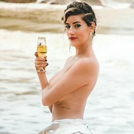 Professora capixaba faz ensaio sensual na praia para comemorar divórcio - 12/01/2017 - UOL Estilo de vida
