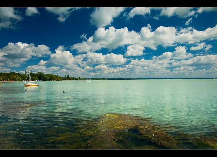 Balatoni béke (Lake Balaton, Hungary) | by Botond Horváth