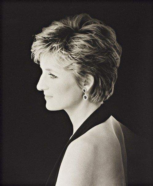 Diana, Princess of Wales. Фотограф Патрик Демаршелье / Patrick Demarchelier, 1993.