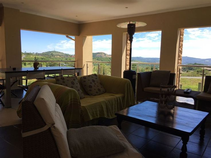 Fran's View - Fran's View offers a modern holiday home located in Nelspruit. This spacious and fully equipped, modern open plan kitchen and lounge leading onto a patio, dining area, your own private swimming pool and ... #weekendgetaways #nelspruit #lowveldlegogote #southafrica