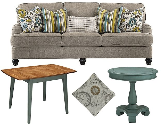 Get some #ideas on how to integrate #fall #colors to your #homedecor!