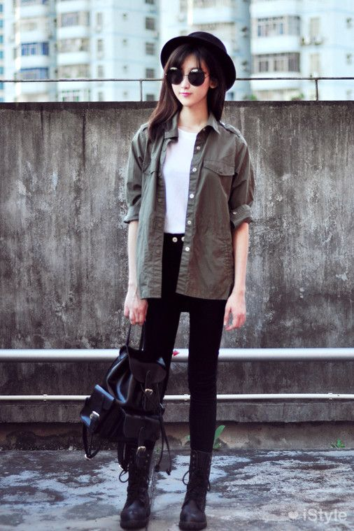 Click For More Asian Street Fashion!