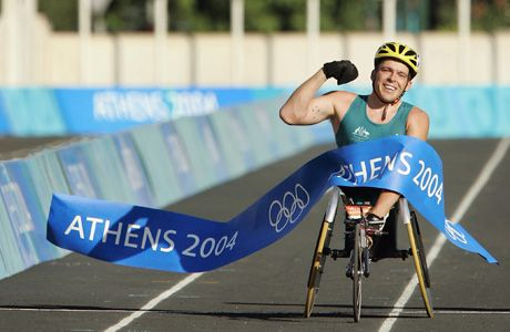 Kurt Fearnley - Australian Paralympic champion and adventurer