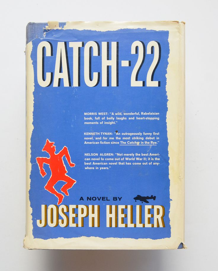 Catch-22 : A novel by Joseph Heller