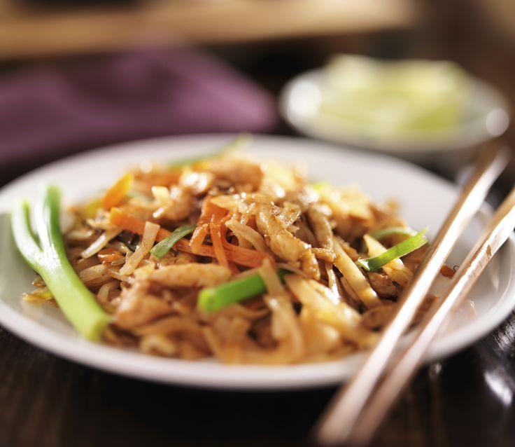 My Healthy Version of Pad Thai | Bethenny Frankel