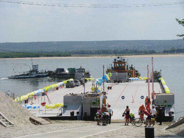Rumänien - Donau-Radweg