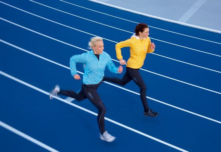Halvmaraton treningsprogram til deg som allerede er en erfaren løper, men vil bli raskere på distansen.