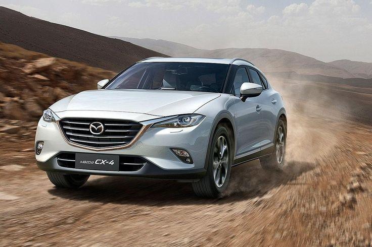 Nieuwe Mazda CX-4 komt niet naar ons land, zijn ze gek geworden daar?