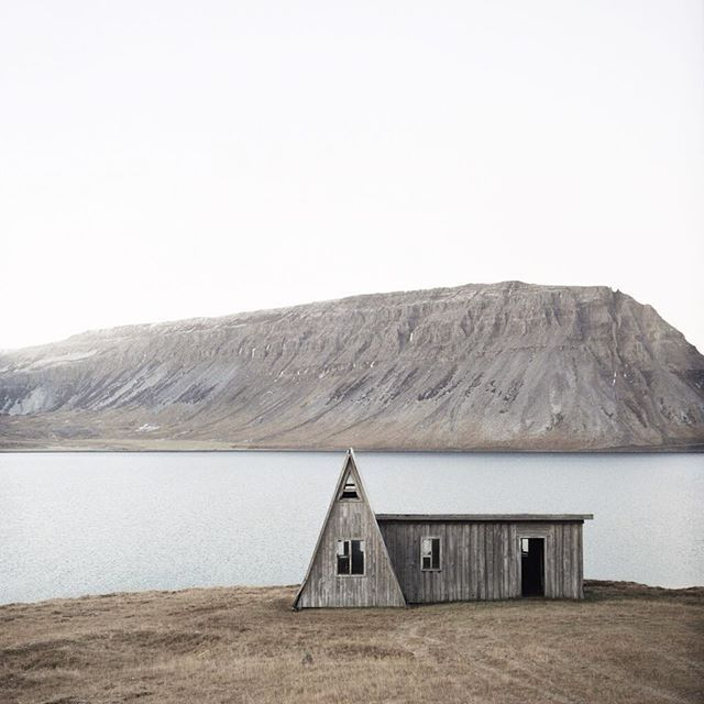 A classic Icelandic cabin, photo by Tom Kondrat #takemethere  #cabin #escape #slowliving