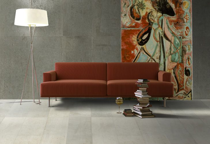 Mineral White - Concreate Flooring®