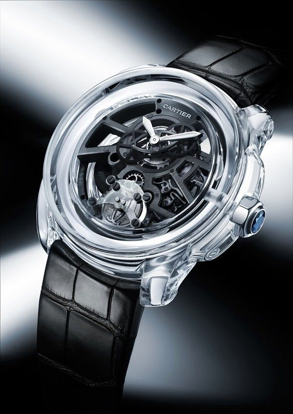 Cartier ID Two Concept Watch #Watch