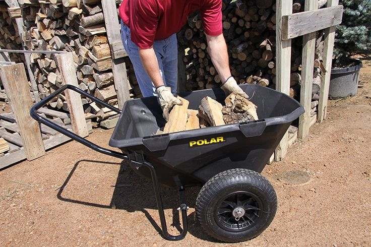 Heavy-Duty Cub Cart