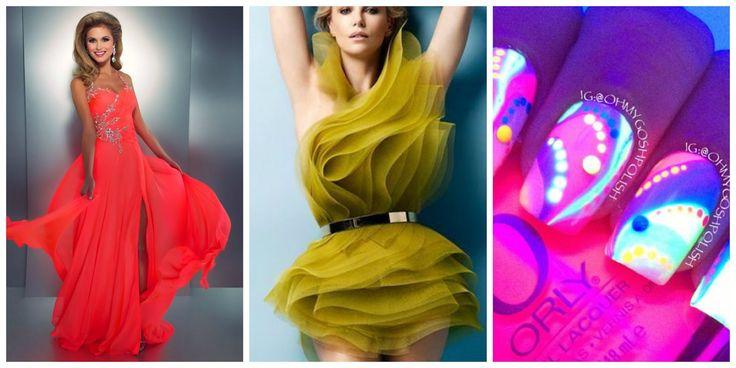 Women neon #dress #neonparty #women #fashion #ideas #fiesta #15años #bodas #cumpleaños #birthday