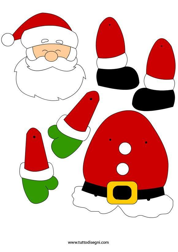 13 Ideas De Como Decorar Bolsas De Papel Para Regalos De Navidad Manualidades De Navidad Para Ninos Moldes Para Navidad Regalos De Navidad