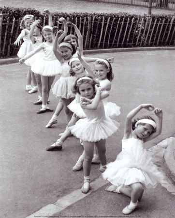 Bitty ballerinas