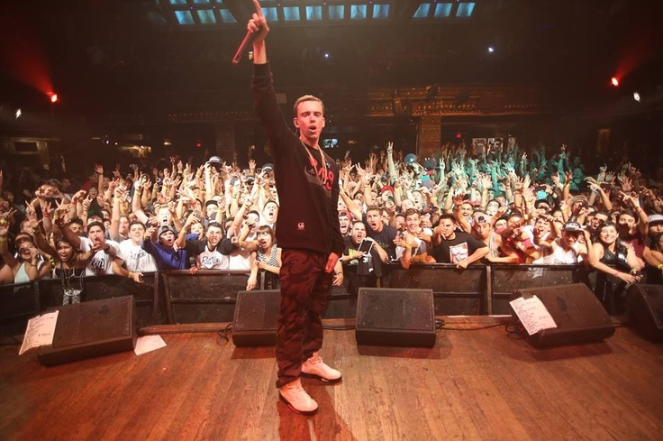 House of Blues - L.A. California Logic / Young Sinatra - Welcome To Forever Tour 5/31/13